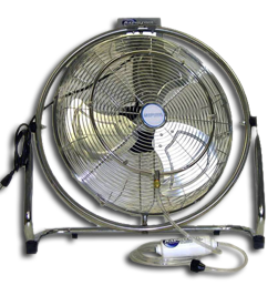 RC Open Frame Cooling Misting Fan