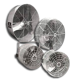 Industrial and Commercial Misting Fan Portable
