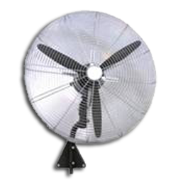 Evaporative Mist Indoor Fan Wall Mounted