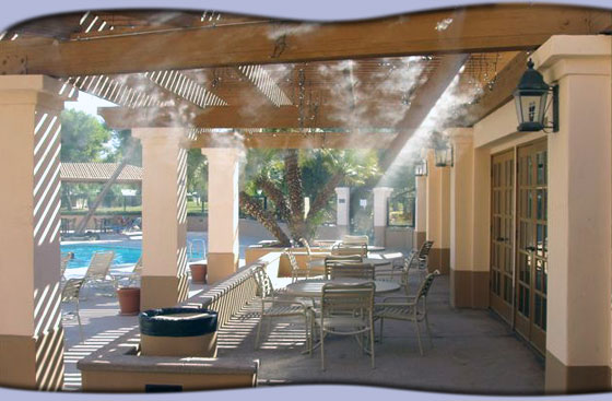 Superior Patio Misting Systems