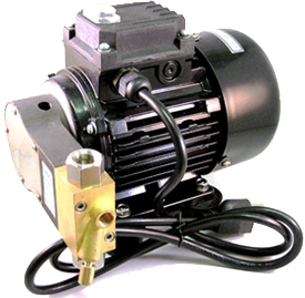 Direct Drive High Pressure Mist Pump
